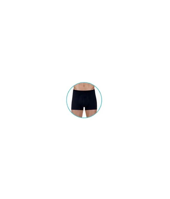 ProtechDry Incontinence Trunk PDRYMT Black