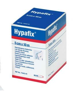 Hypafix Retention Tape 5cmx10mtr