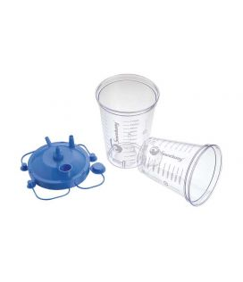 Suction Pump Rescue Cannister 850ml